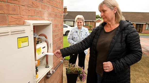 One stop support hub for gas customers
